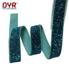 glitter ribbon wholesale green glitter ribbon glitter ribbon wholesale elastic glitter ribbon