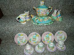 bunny tea set 53 best tea sets images on tea sets beatrix potter