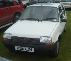 renault alliance hatchback renault 5 classic cars wiki fandom powered by wikia