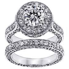 Diamond Wedding Rings For Women by Wedding Rings For Less Overstock Com