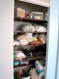 linen closet organizer linen closet ideas u2013 three dimensions lab