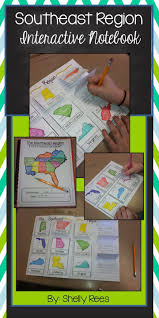 Us State Map Quiz by Quiz Southeast Us State Capitals Social Studies Pinterest East
