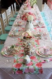 High Tea Party Decorating Ideas Best 25 Tea Party Table Ideas On Pinterest Tea Party