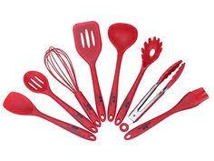 ustensile de cuisine en silicone ga homefavor spatule de cuisine bout en silicone et manche en inox