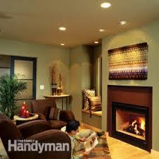 interior lights for home installing recessed lighting for dramatic effect family handyman