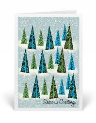 modern christmas retro modern cards harrison greetings business greeting