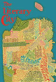 Map Of San Francisco Bay Area by Literary Map Of San Francisco San Francisco