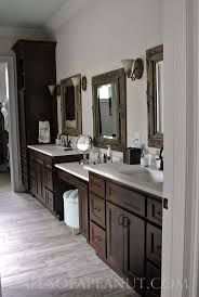 Rustic Small Bathroom by Bathroom Cabinets Narrow Bathroom Vanity Cabinets Small Bathroom