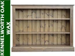 solid wood bookshelves 3ft tall x 4ft wide adjustable shelving