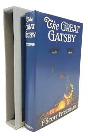 the great gatsby first edition library facsimile edition of the