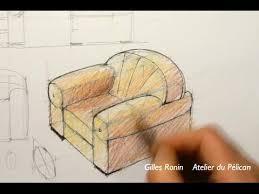 comment dessiner un canapé en perspective dessiner en perspective cavalière un fauteuil