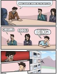 Meme Search Engine - boardroom meeting suggestion meme imgflip