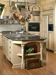 cottage kitchen islands kitchen island with stove and oven french country cottage kitchen