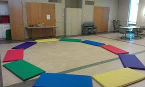 Carpet Squares For Kids Rooms by How To Set Up The Classroom For Students With Autism And Adhd