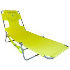Folding Chaise Lounge Ostrich Folding Chaise Lounge Chair Beach U0026 Pool Everywherechair
