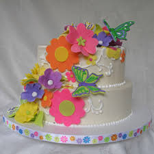 butterfly cake all kinds of sugar butterfly and flower wedding cake