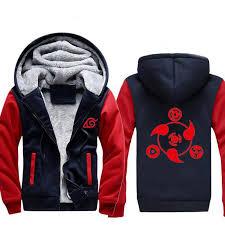 uchiha clan sharingan luminous hoodie coat u2013 animeempierx