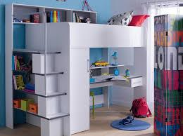 bureau enfant gain de place le combiné lit bureau rangements l idéal pour une chambre d enfants