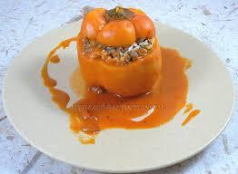 cuisine serbe punjene paprike poivrons farcis serbe пуњене паприке une