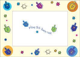 hanukkah cards hanukkah photo frame box of 10 photo holder hanukkah cards by