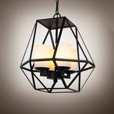 Wrought Iron Pendant Light 16 1 2