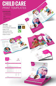 daycare brochure template template apa format