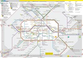 Transport Map Mapping The Future A Year In Berlin