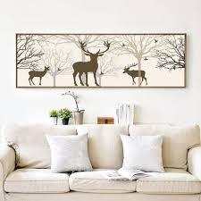Bedroom Wall Canvases Online Get Cheap Banner Canvas Aliexpress Com Alibaba Group