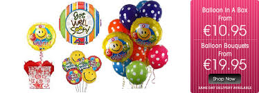get well soon balloons same day delivery get well soon balloons feel better soon balloons delivery