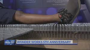 Wonderworks Upside Down House Myrtle Beach - wonder works celebrates 5th anniversary wbtw com