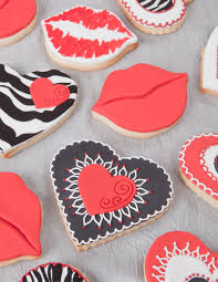 Valentine S Day Decorated Sugar Cookies by Valentine U0027s Day Cookie Decorating