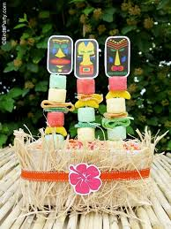 luau table centerpieces hawaiian tiki luau diy party ideas free printables party ideas