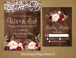 fall wedding invitations uncategorized rustic fall wedding invitations rustic fall