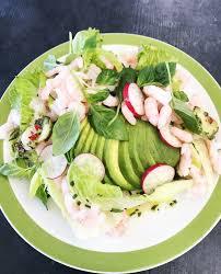 kurkku katkarapusalaatti cucumber and shrimp salad sara la fountain