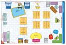 kindergarten classroom floor plans