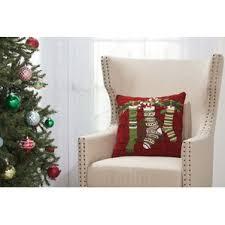 Decorative Pillows Christmas Tree Shop by Christmas U0026 Holiday Throw Pillows You U0027ll Love Wayfair