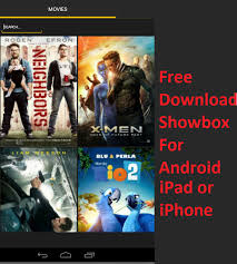 showbox android free showbox for android free install showbox apk on smartphones