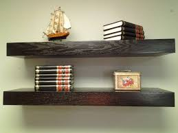 Free Floating Shelves by Decor Hut Set Of 3 Floating Wall Shelves Great For Books Or