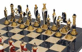 North Carolina travel chess set images Browse excellent metal chess sets chessmen and other metal chess jpg
