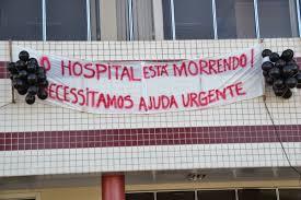 hospital tem recursos bloqueados canguçu em foco