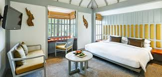 Two Bedrooms by Two Bedroom Cottages Luxury Beach Resort Thailand The Surin