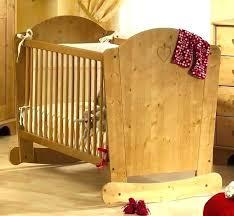 chambre bébé bois naturel lit en bois bebe lit en bois bebe lit bebe bois brut lit de bebe en