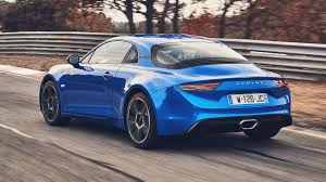 renault alpine a110 alpine a110 2018 review by car magazine