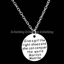 grandmother granddaughter necklace aliexpress buy vintage engraved words pendant