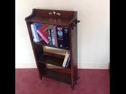 Arts And Craft Bookcase Antique Arts And Crafts Oak Bookcase Of Good Small Proportions