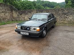 volvo 240 gl saloon manual 5 speed derbyshire in belper