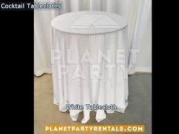 White Table Cloths Tablecloths Rectangular U0026 Round Tablecloths