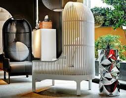 home interior bird cage high back chair design offering bird cage like furniture for