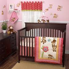 Monkey Crib Bedding Sets Monkey Crib Bedding Walmart Creative Ideas Of Baby Cribs