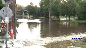 Comed Power Outage Map Chicago by Dangerous Weather Hits Chicago Area Causing Major Flooding Cltv